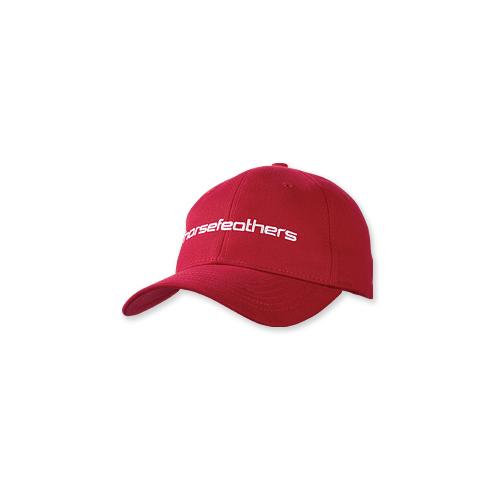 Kšiltovka Horsefeathers Basic red