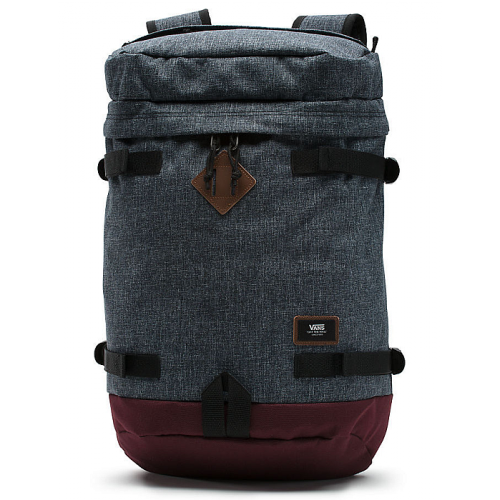 fe8d2d161f Obrázek Batoh Vans Clamber Backpack heather black port royale