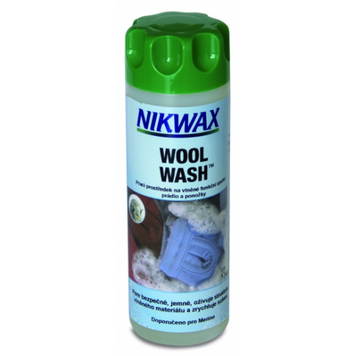 Mýdlo Nikwax Wool Wash 300 ml