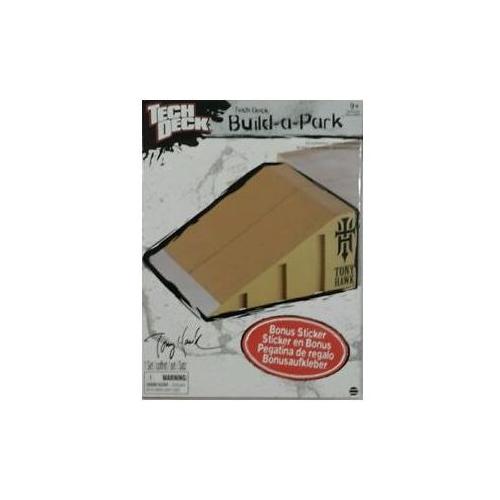 Rampa Tech Deck Build-a-Park Bank Ramp