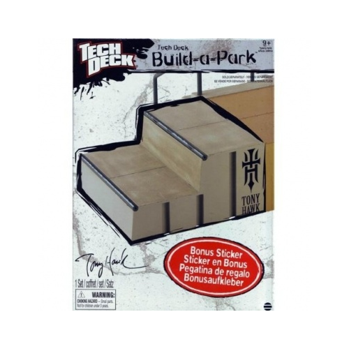 Rampa Tech Deck Build-a-Park 2 Step
