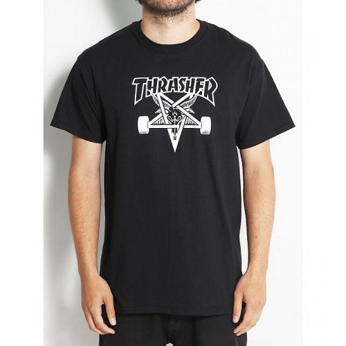Triko Thrasher Skategoat black
