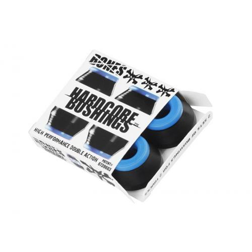 Silentbloky Bones HardCore Bushings Soft black/blue