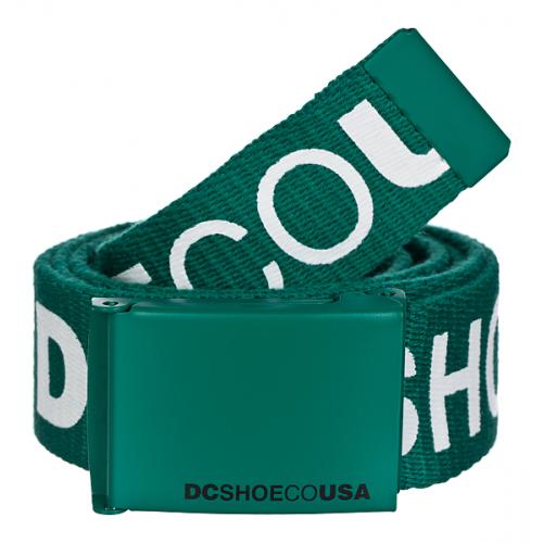 Pásek DC Chinook cadmium green