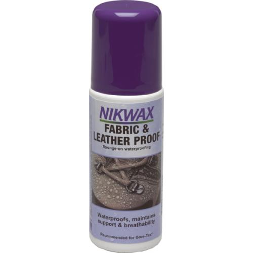 Impregnace na obuv Nikwax Textilie a kůže 125 ml