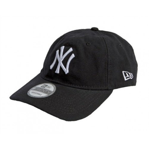 Čepice New Era 920 Vintage Cloth NY Yankees black/white