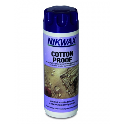 Impregnace Nikwax Cotton Proof 300 ml