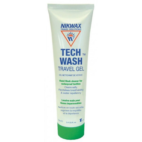 Mýdlo Nikwax Loft Tech Wash Travel Gel