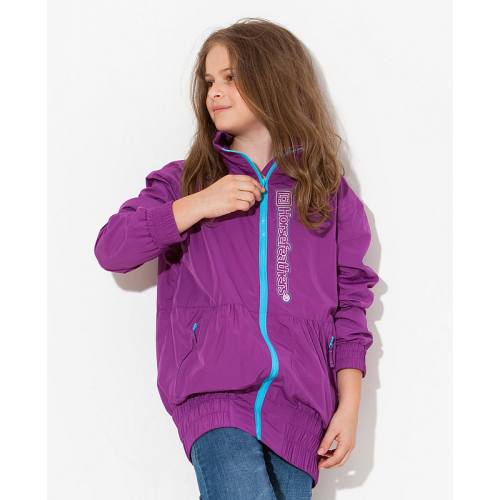 Bunda Horsefeathers Pebble Kids purple
