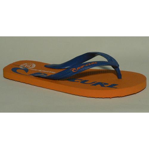 Pantofle Rip Curl Rubber Fupt orange/blue