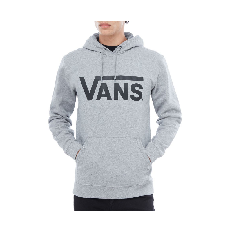 6ed0adcff2ae for whole family fe806 08287 vans classic pullover hood concrete ...