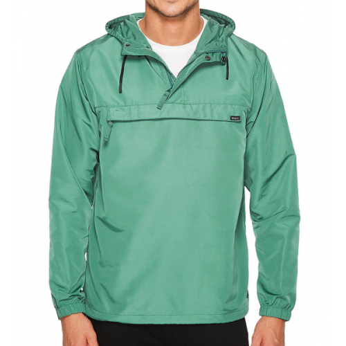 Bunda RVCA Packaway Anorak green ivy