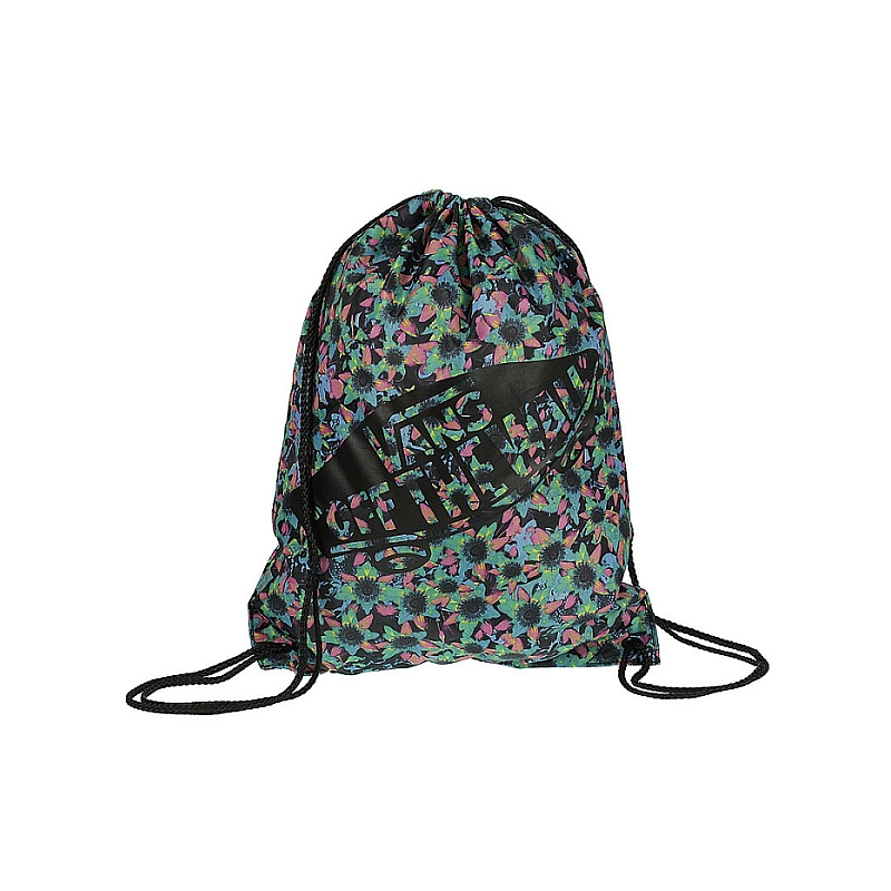 ... Vak Vans Benched Bag (floral mix) black turquoise. Obrázek Zobrazit  větší 47e97d7cdcd