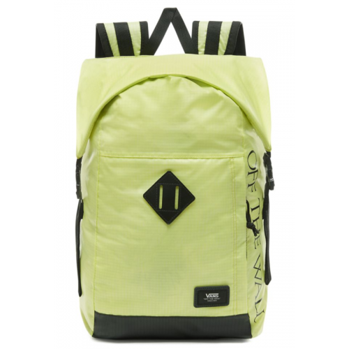 Batoh Vans Fend Roll Top Backpack sunny lime