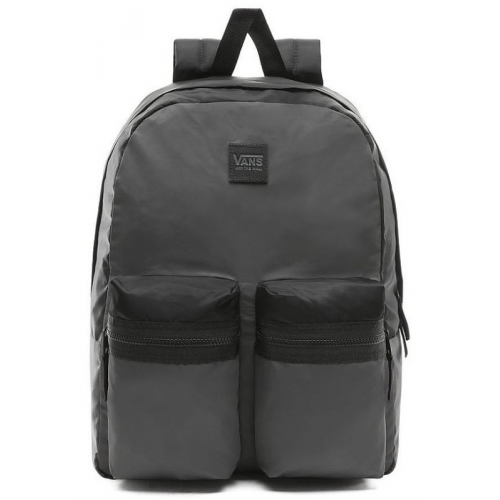 Batoh Vans Double Down Backpack asphalt/black