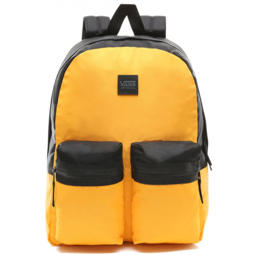 Batoh Vans Double Down Backpack zinnia/black