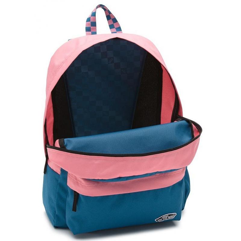 15bfed8e80 ... Batoh Vans Good Sport Realm Backpack sapphire blue. Nové. Obrázek  Zobrazit větší. Předchozí. Obrázek · Obrázek (1) ...
