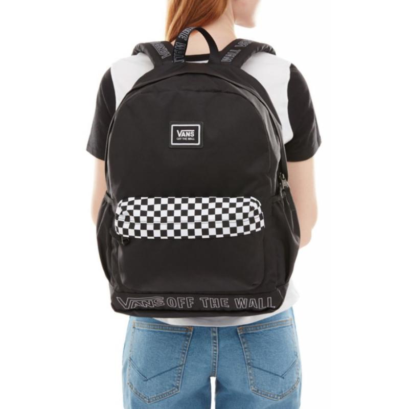 d6992f05ff Batoh Vans Sporty Realm Plus Backpack black surround