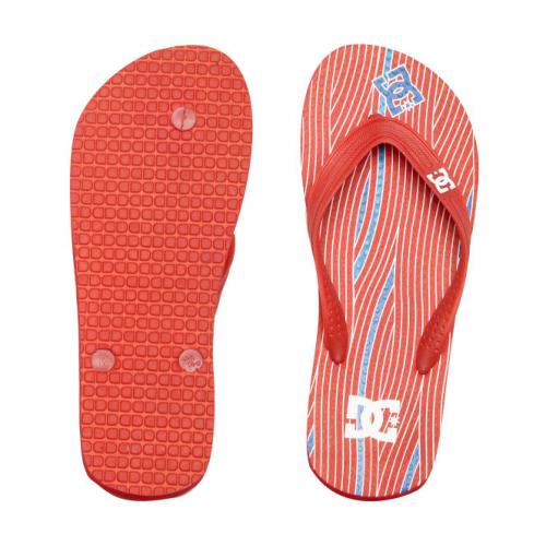 Pantofle DC Ponto redlacens
