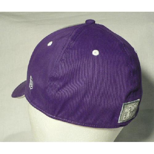 Kšiltovka New Era 19 N 20 purple/grey marl
