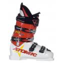 Lyžáky Atomic RT STI Jr red/white