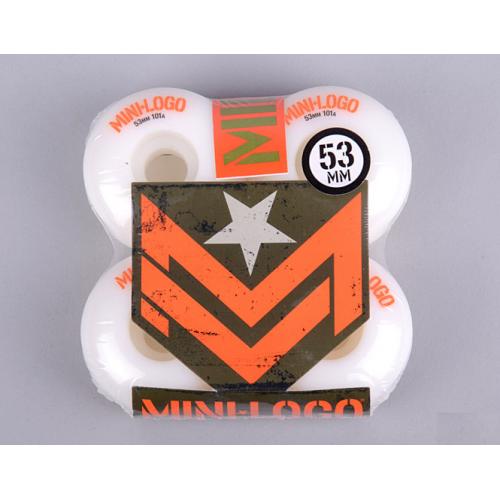 Kola Mini-Logo C-Cut white