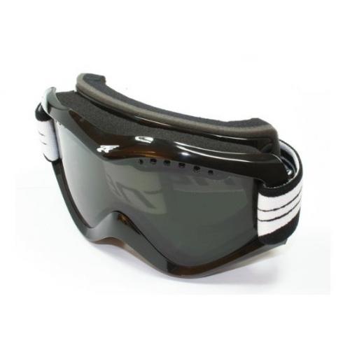 Brýle Arnette Strapt shiny black/green DL