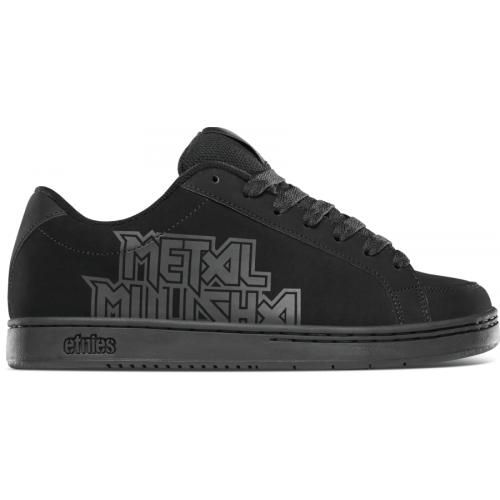 Boty Etnies Metal Mulisha Kingpin 2 black/black/black