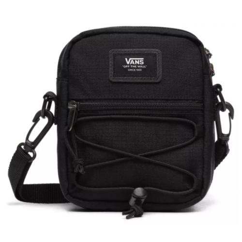 Taška Vans Bail Shoulder Bag black ripstop