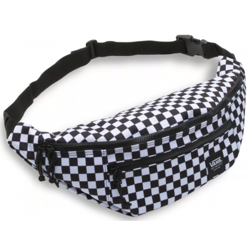Ledvinka Vans Ranger Waist Pack black/white checkerboard
