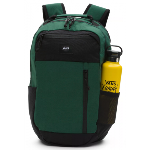 Batoh Vans Disorder Plus Backpack pine needle/black