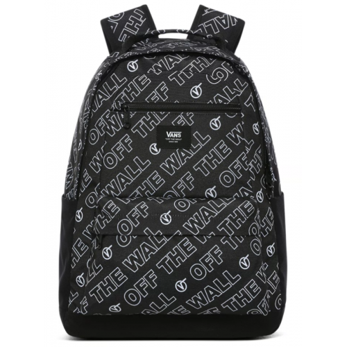 Batoh Vans Startle Backpack black dimension