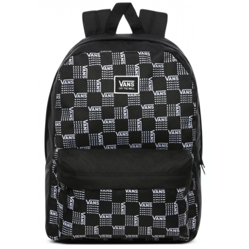 Batoh Vans Realm Classic Backpack word check
