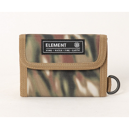Peněženka Element Frame military green