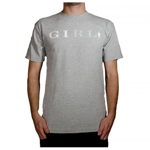 Triko Girl Classic Tee grey