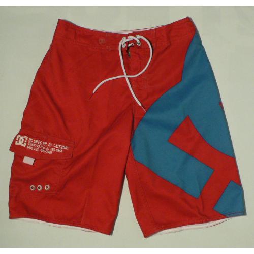 Kraťasy DC Lanai Kids Boardshorts red | 28
