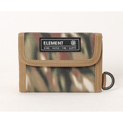 Peněženka Element Frame military green