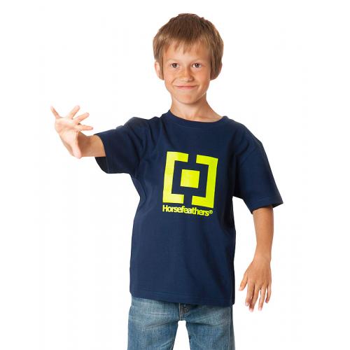Triko Horsefeathers Ruler Kids navy